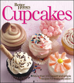 - Better Homes & Gardens Cupcakes Book, e-bok