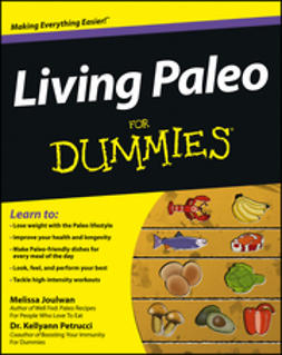 Joulwan, Melissa - Living Paleo For Dummies, e-bok