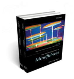 Ie, Amanda - The Wiley Blackwell Handbook of Mindfulness, ebook