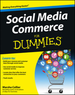 Collier, Marsha - Social Media Commerce For Dummies, ebook