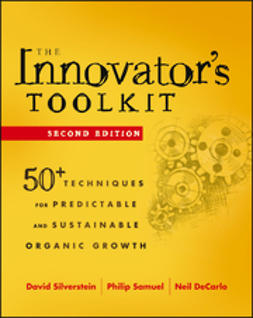 Silverstein, David - The Innovator's Toolkit: 50+ Techniques for Predictable and Sustainable Organic Growth, ebook