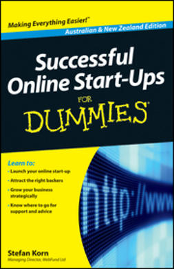 Korn, Stefan - Successful Online Start-Ups For Dummies, e-bok
