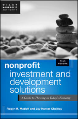 Chaillou, Joy Hunter - Nonprofit Investment & Development Solutions + Website: A Guide to Thriving in Today's Economy, e-kirja