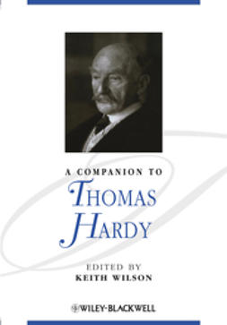 Wilson, Keith - A Companion to Thomas Hardy, ebook
