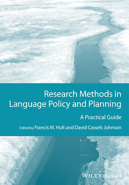 Hult, Francis M. - Research Methods in Language Policy and Planning: A Practical Guide, e-bok