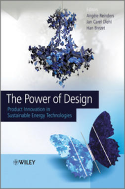 Reinders, Angele - The Power of Design: Product Innovation in Sustainable Energy Technologies, e-bok