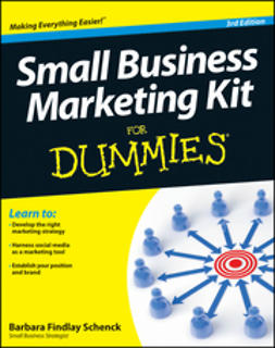 Schenck, Barbara Findlay - Small Business Marketing For Dummies, ebook