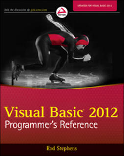Stephens, Rod - Visual Basic 2012 Programmer's Reference, ebook
