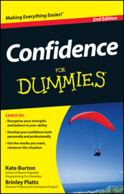 Burton, Kate - Confidence For Dummies, e-bok