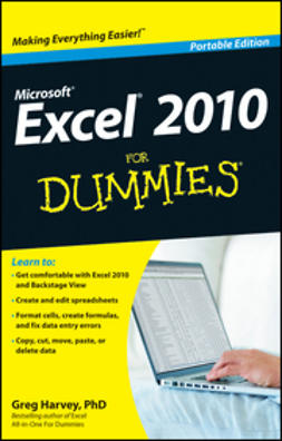 Harvey, Greg - Excel 2010 For Dummies, ebook