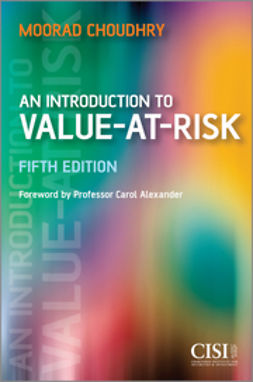 Choudhry, Moorad - An Introduction to Value-at-Risk, ebook