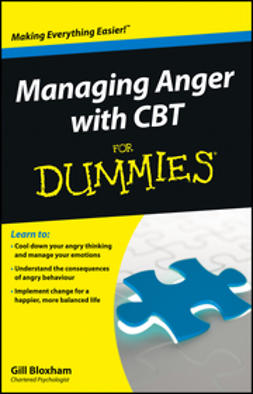 Bloxham, Gill - Managing Anger with CBT For Dummies, ebook