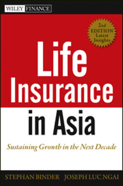 Binder, Stephan - Life Insurance in Asia: Sustaining Growth in the Next Decade, ebook