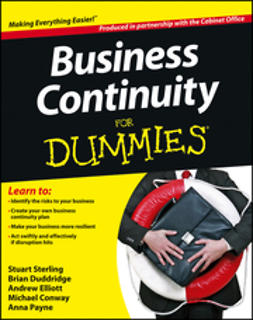 - Business Continuity For Dummies, ebook