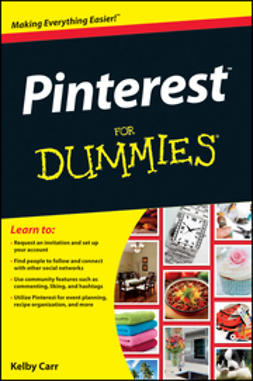 Carr, Kelby - Pinterest For Dummies, ebook