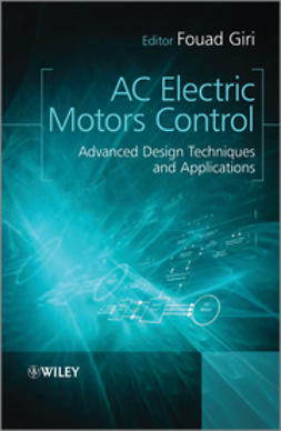 Giri, Fouad - AC Electric Motors Control: Advanced Design Techniques and Applications, e-kirja