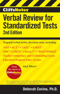 Covino, Deborah - CliffsNotes Verbal Review for Standardized Tests, ebook