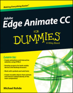 Rohde, Michael - Adobe Edge Animate CC For Dummies, e-bok