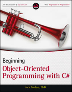 Purdum, Jack - Beginning Object-Oriented Programming with C#, ebook