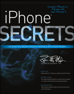 Murph, Darren - iPhone Secrets, ebook