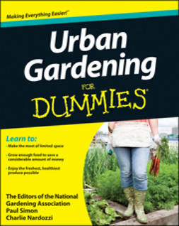 Simon, Paul - Urban Gardening For Dummies, ebook