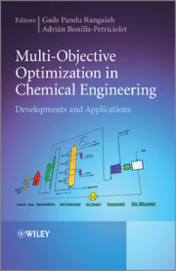 Rangaiah, Gade Pandu - Multi-Objective Optimization in Chemical Engineering: Developments and Applications, ebook