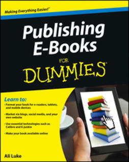 Luke, Ali - Publishing E-Books For Dummies, ebook