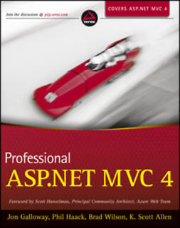 Galloway, Jon - Professional ASP.NET MVC 4, ebook
