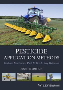 Bateman, Roy - Pesticide Application Methods, ebook