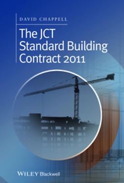 Chappell, David - The JCT Standard Building Contract 2011, ebook