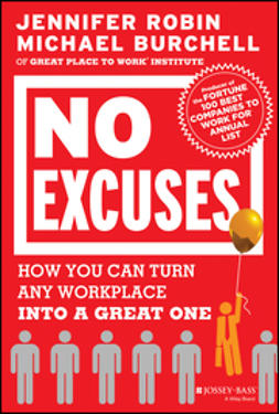 Burchell, Michael - No Excuses: How You Can Turn Any Workplace into a Great One, ebook