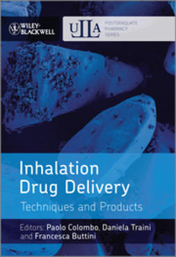 Buttini, Francesca - Inhalation Drug Delivery: Techniques and Products, ebook