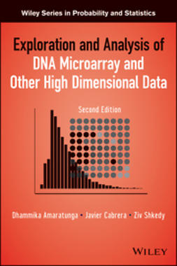 Amaratunga, Dhammika - Exploration and Analysis of DNA Microarray and Other High-Dimensional Data, e-kirja
