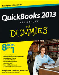 Nelson, Stephen L. - QuickBooks 2013 All-in-One For Dummies, ebook