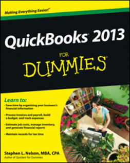Nelson, Stephen L. - QuickBooks 2013 For Dummies, ebook