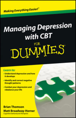Broadway-Horner, Matt - Managing Depression with CBT For Dummies, ebook