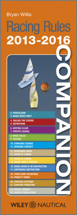 Willis, Bryan - The Racing Rules Companion 2013 - 2016, ebook
