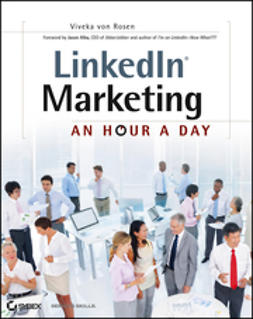 Rosen, Viveka von - LinkedIn Marketing: An Hour a Day, ebook
