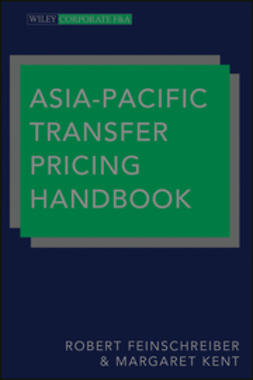 Feinschreiber, Robert - Asia-Pacific Transfer Pricing Handbook, ebook