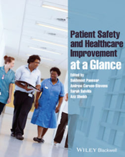 Panesar, Sukhmeet - Patient Safety and Healthcare Improvement at a Glance, ebook
