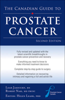 Jamnicky, Leah - Canadian Guide to Prostate Cancer, ebook