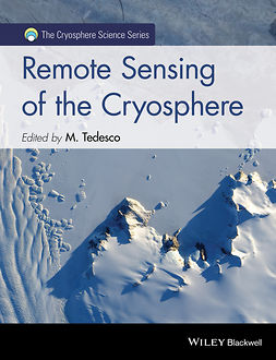 Tedesco, Marco - Remote Sensing of the Cryosphere, ebook
