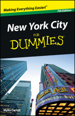 Carroll, Myka - New York City For Dummies, ebook
