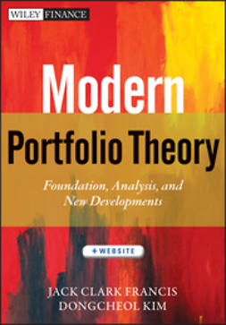 Francis, Jack Clark - Modern Portfolio Theory: Foundations, Analysis, and New Developments, ebook