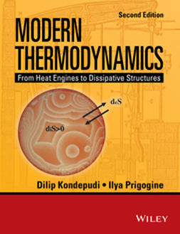 Kondepudi, Dilip - Modern Thermodynamics: From Heat Engines to Dissipative Structures, e-kirja