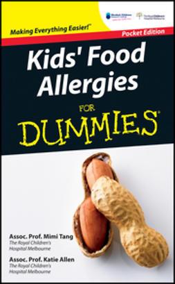 Allen, Katie - Kid's Food Allergies For Dummies, ebook