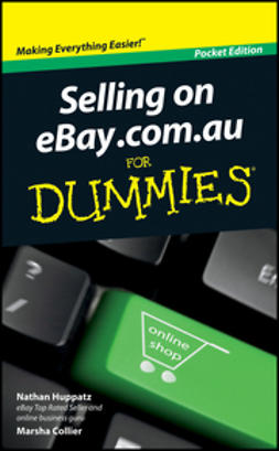 Huppatz, Nathan - Selling On eBay.com.au For Dummies, e-bok