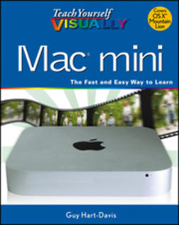 Hart-Davis, Guy - Teach Yourself VISUALLY Mac Mini, ebook