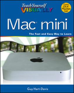 Hart-Davis, Guy - Teach Yourself VISUALLY Mac Mini, ebook