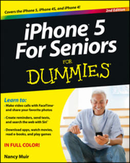 Muir, Nancy C. - iPhone 5 For Seniors For Dummies, ebook